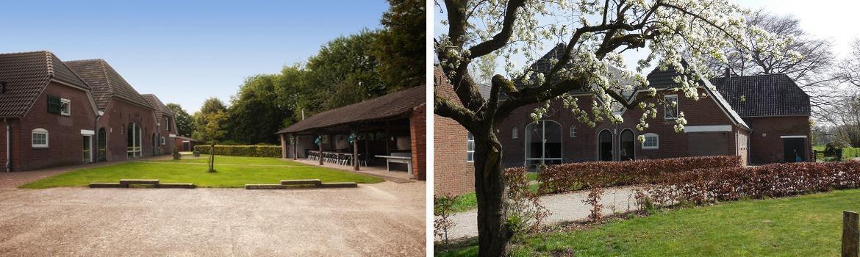 Groepsaccommodatie-Gelderland-Achterhoek-Gaanderen-32-personen-Terrein-Bongerd