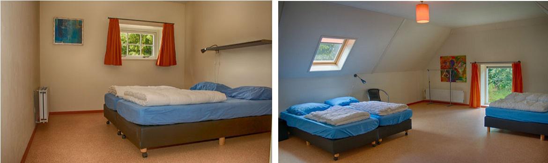 Slaapkamers De Bongerd
