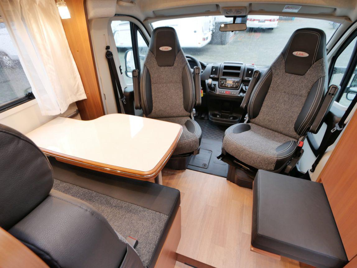 LMC Reisemobil mieten