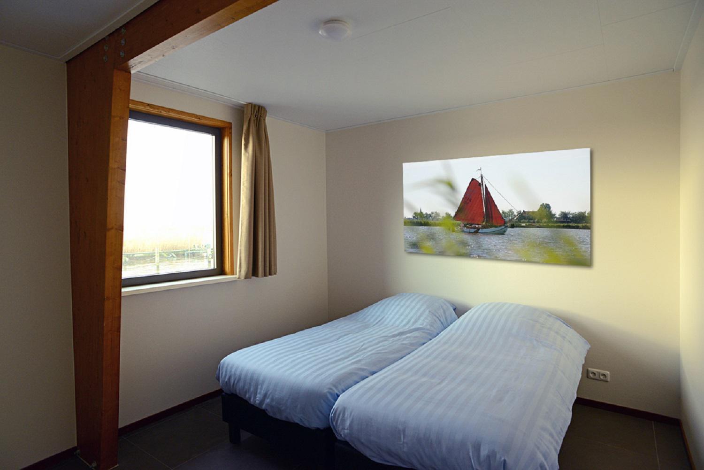 2 pers slaapkamer