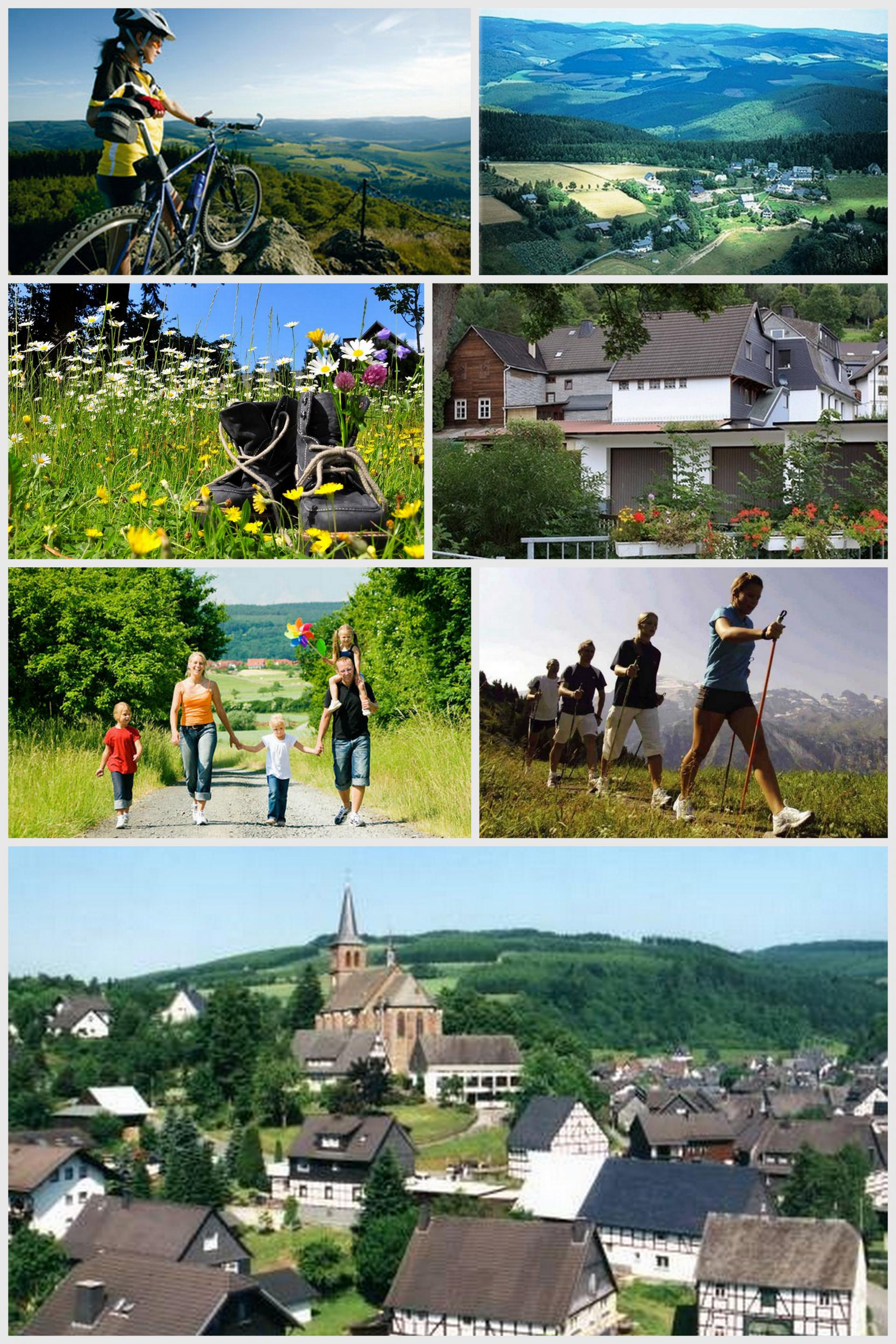 Zomer collage