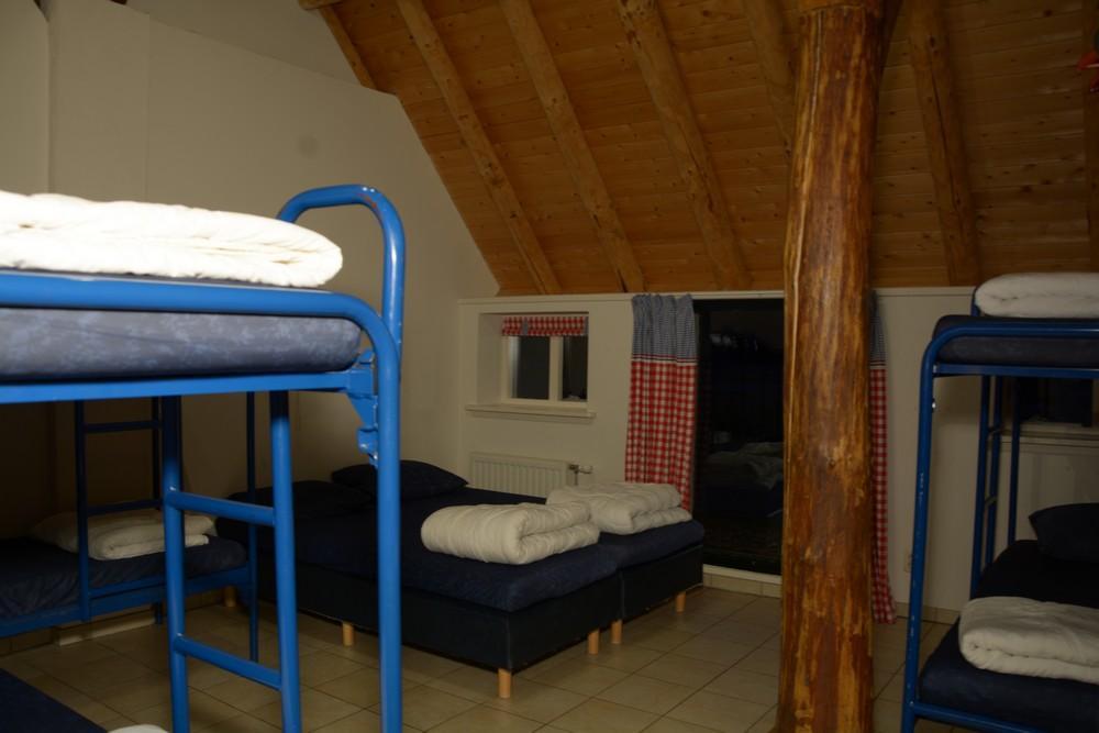 de-Schuur-Gelderland-Bennekom-16-personen-Slaapkamer