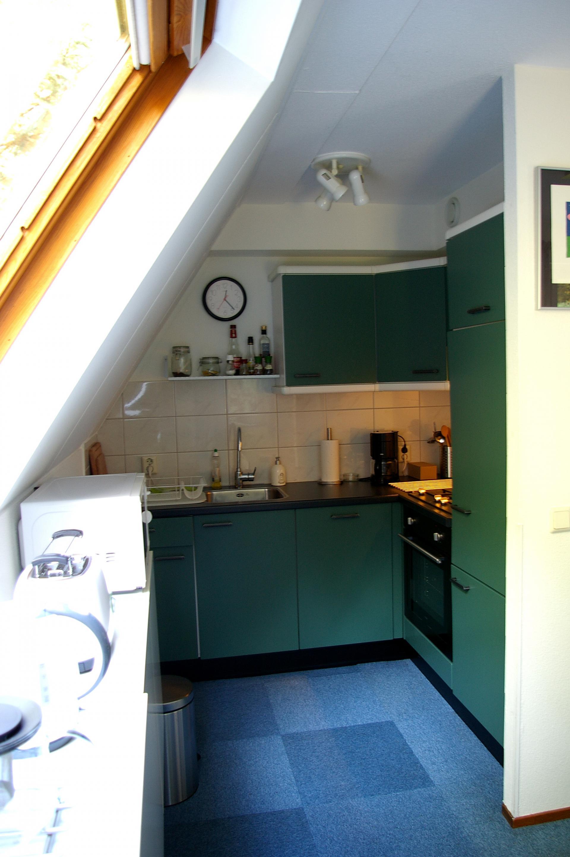 Bosvilla 158 keuken