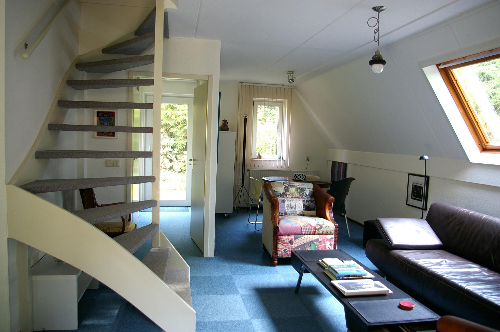 Bosvilla 158 woonkamer