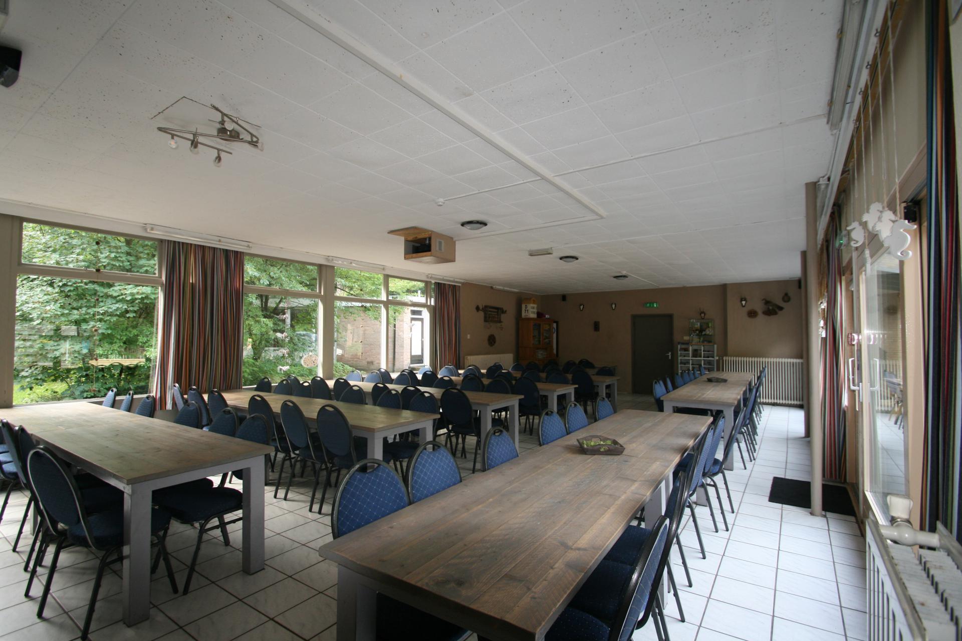 Grote zaal Goudvink