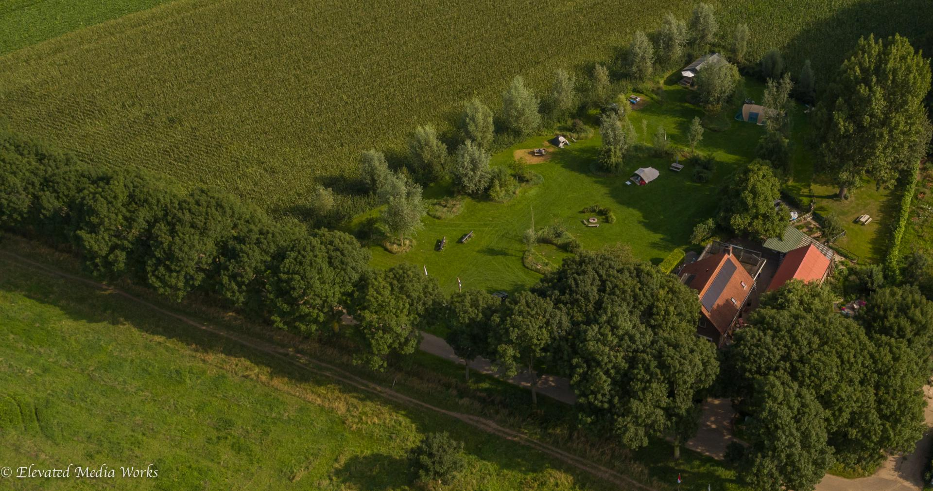 Camping De Maasakker Trekkerstent Megen, Noord-Brabant