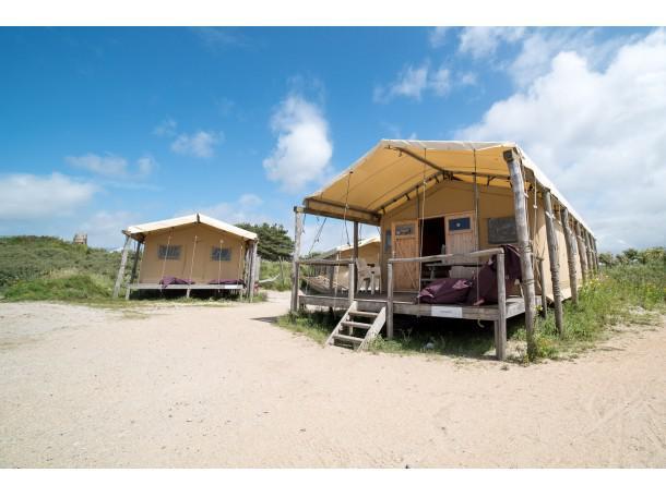 Beachlodge 4-6 Personen