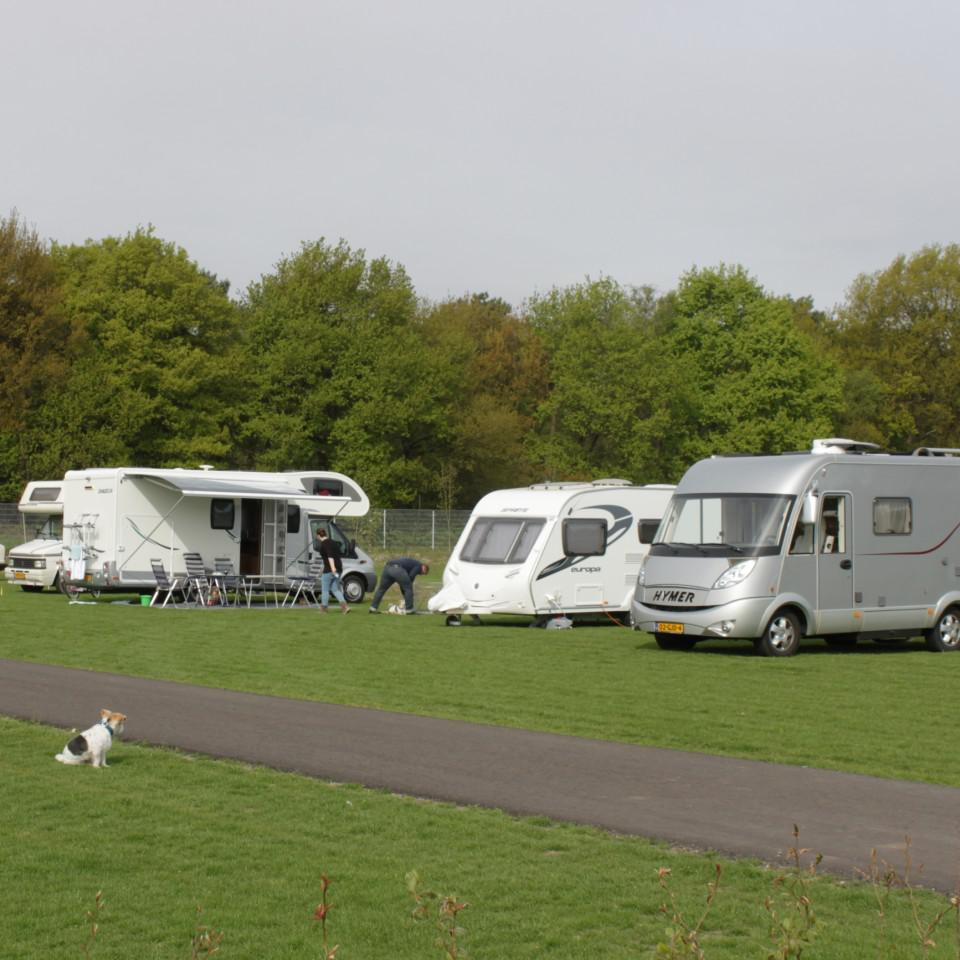Camperplaats camping de Peelpoort