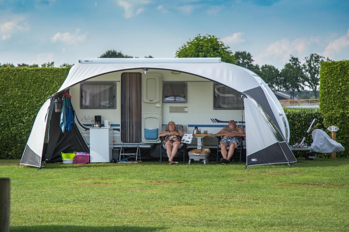 Campingplaats Het Varsenerveld Ommen Overijssel Vechtdal