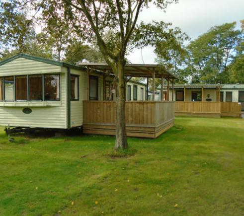 Camping Kom-Es-An 6 persoons Stacaravan Hengelo Gelderland