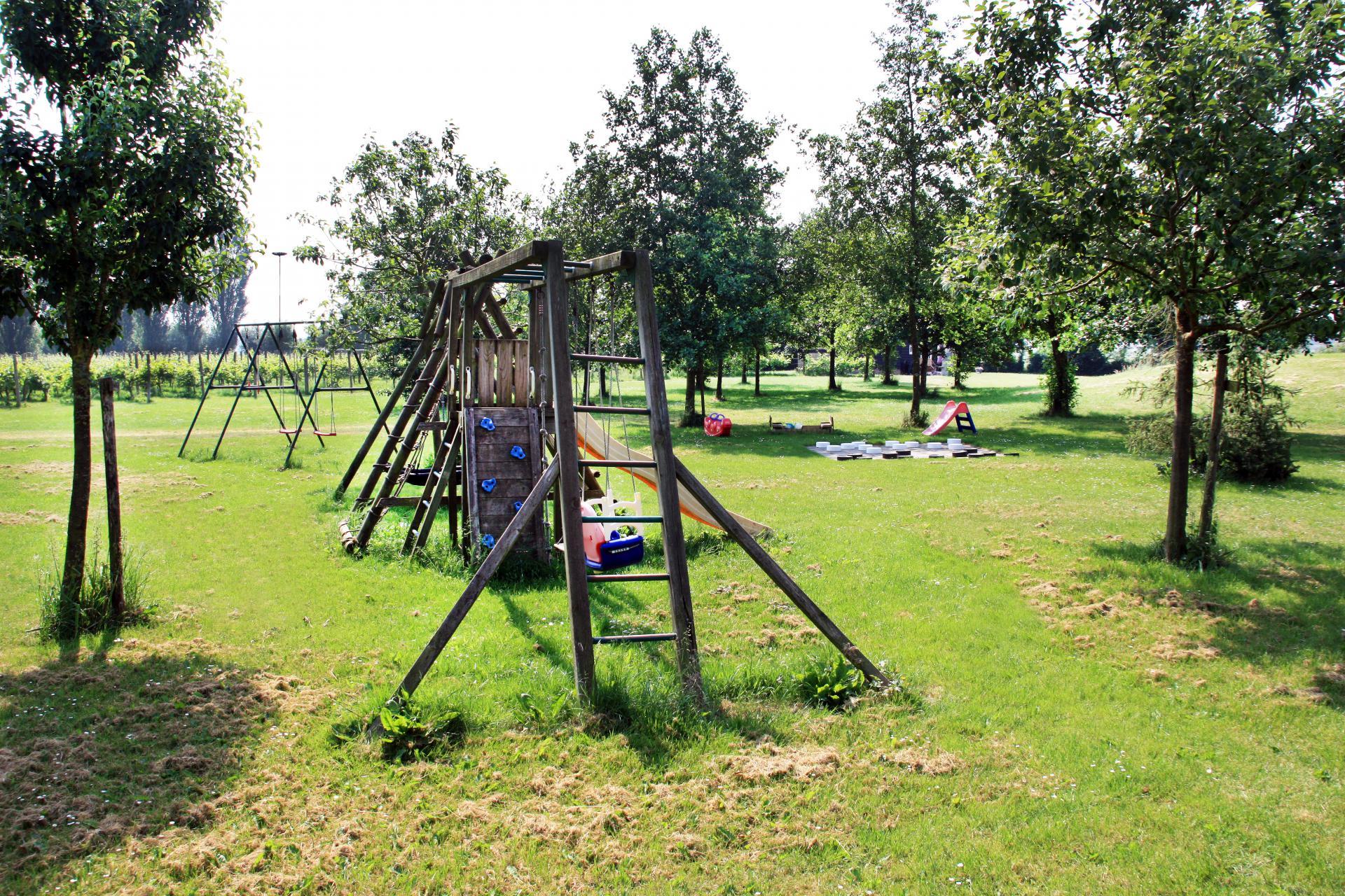 Speeltoestellen camping, Veluwe, Gelderland, natuurcamping, natuur, rust, ruimte, boeren camping, terwolde
