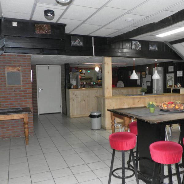 Groepsaccommodatie met bar