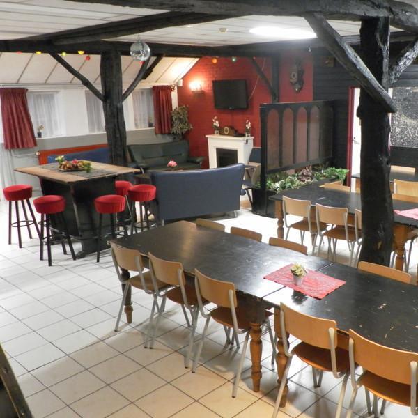 Groepsaccommodatie Drenthe 65 personen