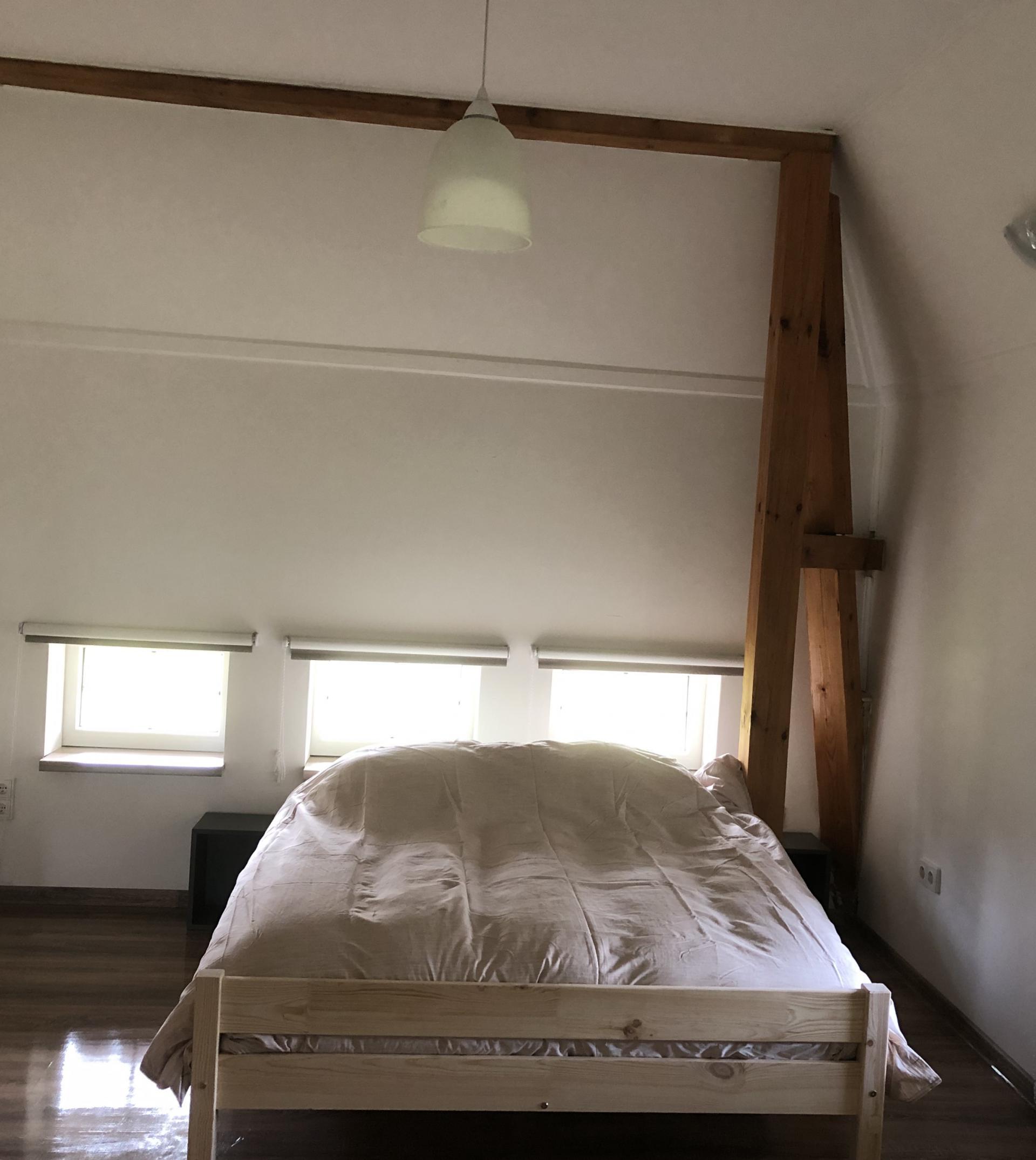 Camping de Regenboog, appartement, slaapkamer 2 tweepersoonsbed