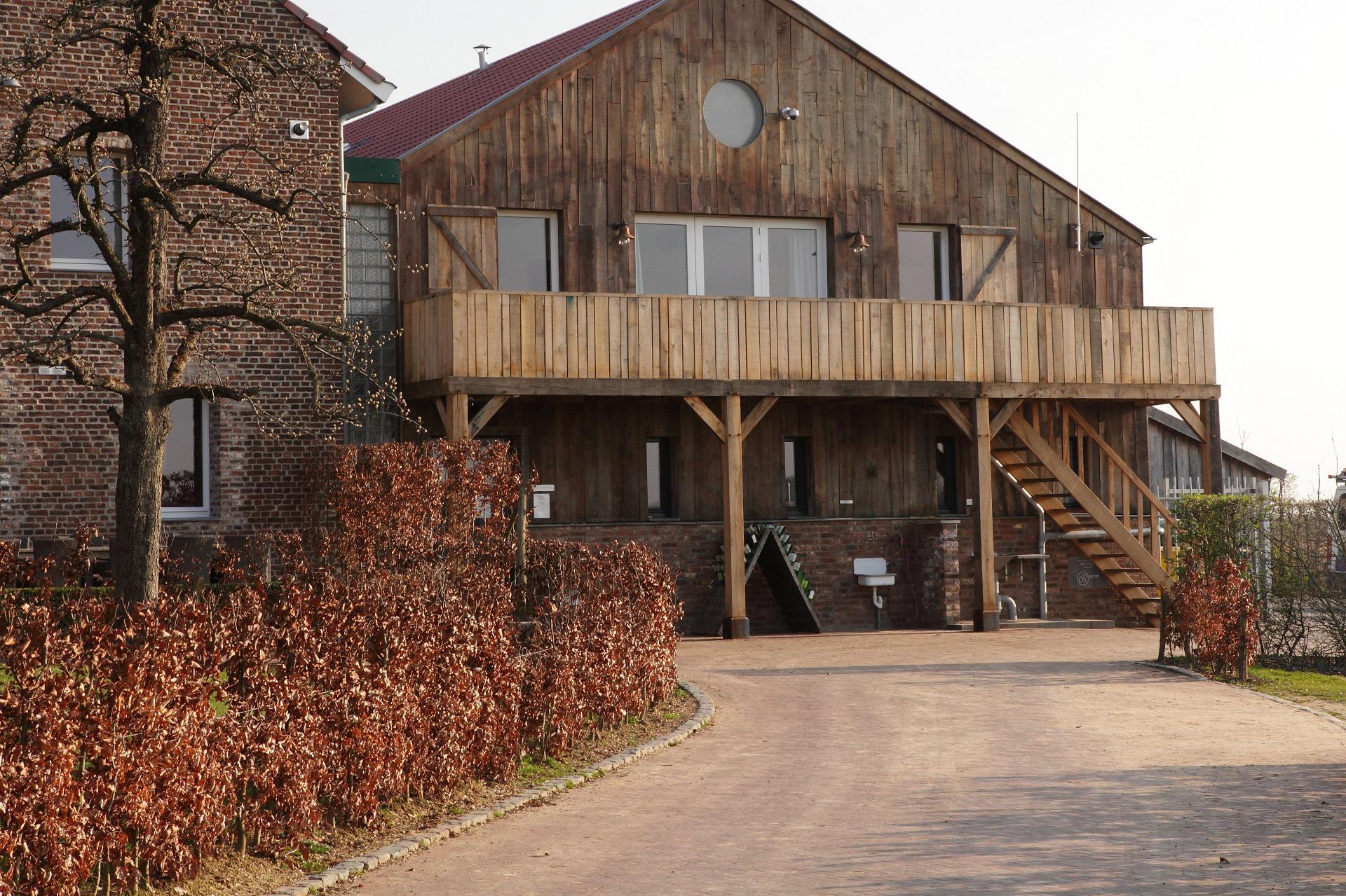 Landgoed Moerslag Loft Victoria
