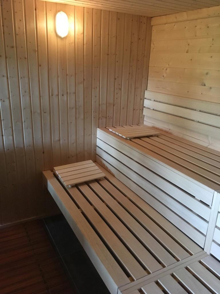 houtgestookte sauna