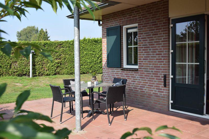 Recreatiepark De Boshoek Bungalow Wilbrink 8 personen