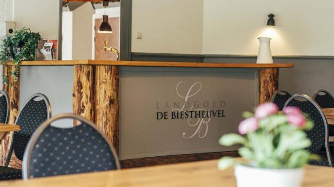 Receptie Landgoed de Biestheuvel