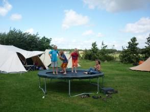 camping zijm, huurcaravan, texel, den hoorn, camping