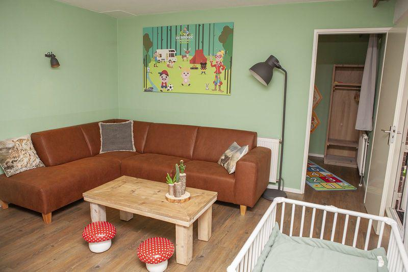 Recreatiepark De Boshoek Kinderbungalow 7 personen