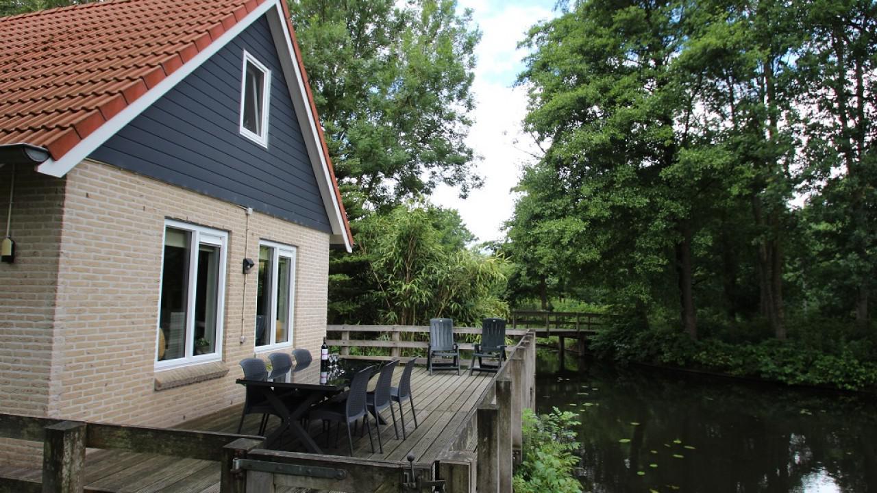 Vakantiepark Het Timmerholt Landhuis 6 personen Drenthe Westerbork
