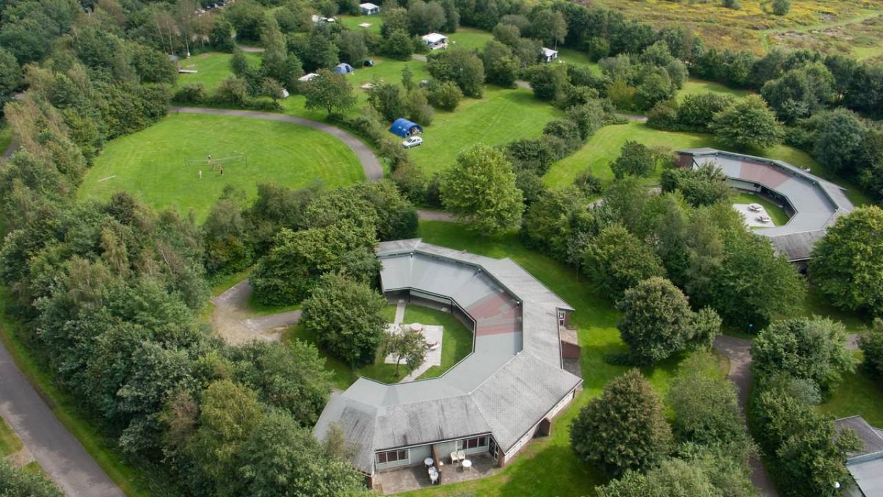 Het Timmerholt Kampeerplaats Drenthe Westerbork