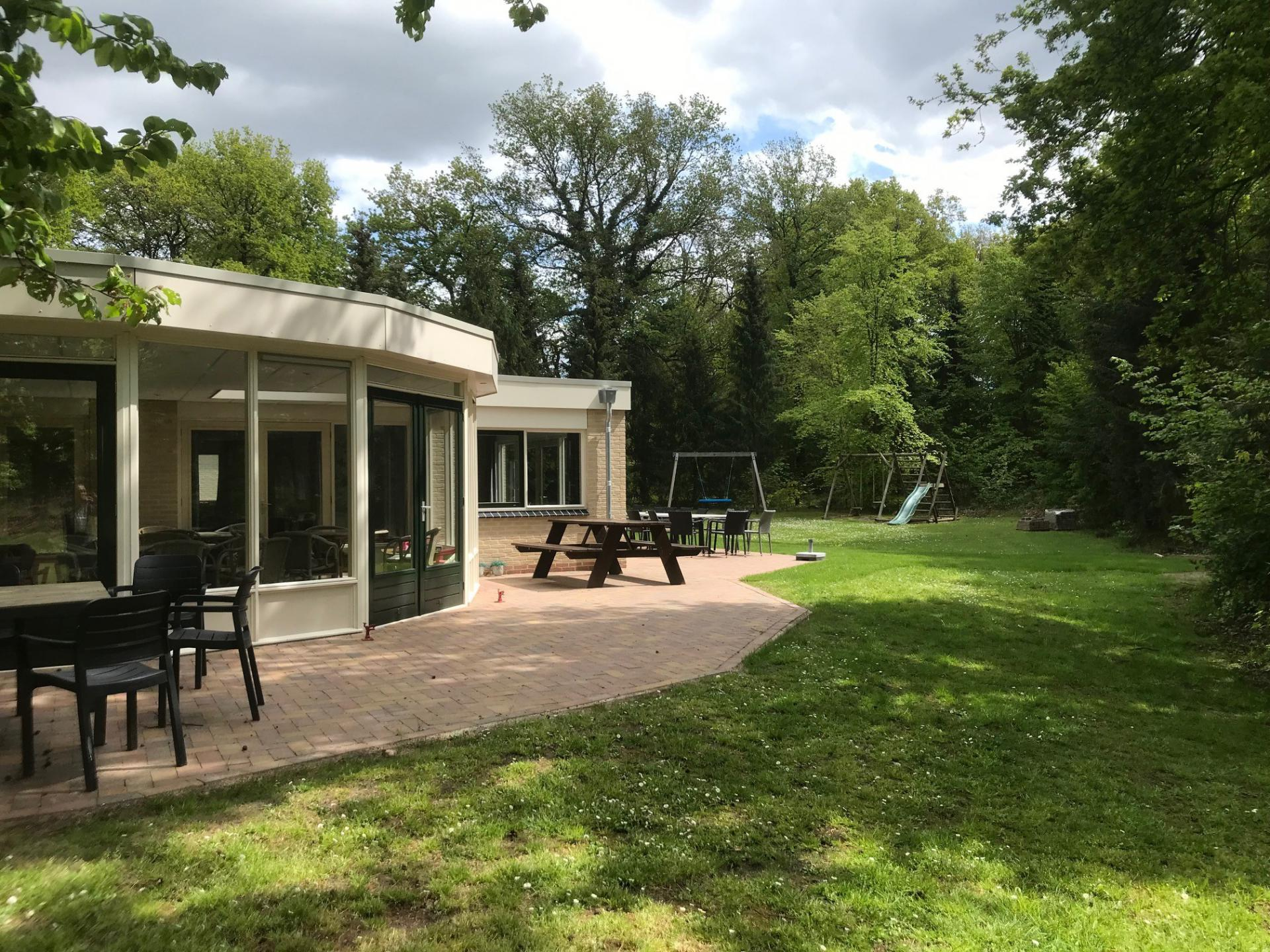 Eikenhorst Serre en tuin