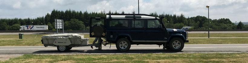 huurjevouwwagen Noord-Brabant Waalre
