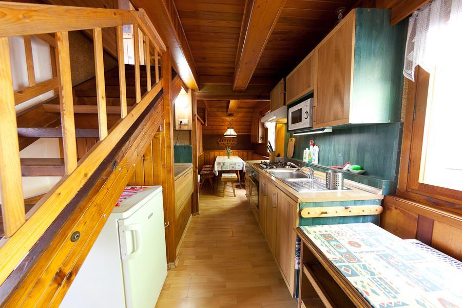 Chata 69 keuken
