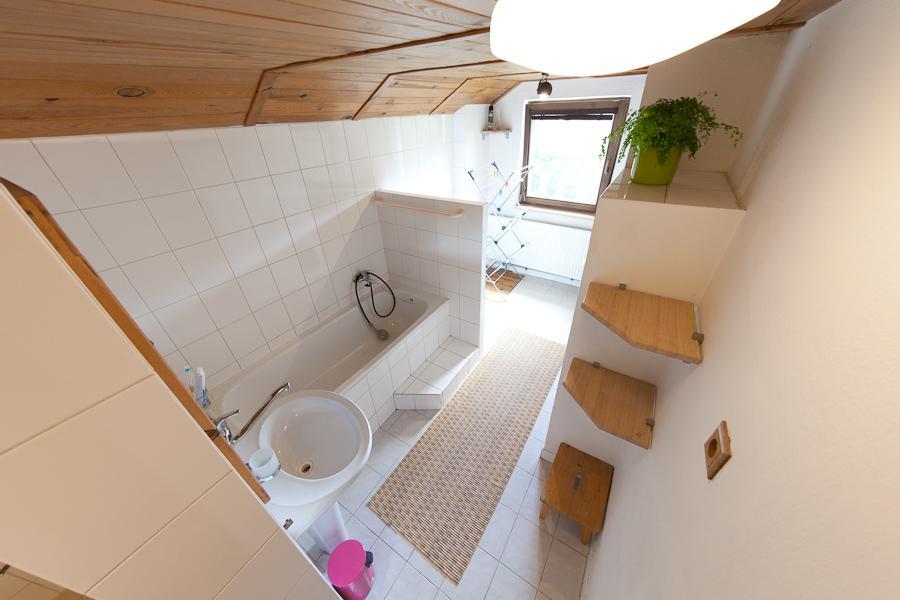 Chata 69 badkamer