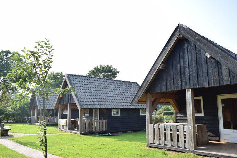 Recreatiepark De Boshoek Trekkershut 6 personen