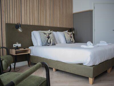 Recreatiepark De Boshoek Luxe Hotelkamer 4 personen