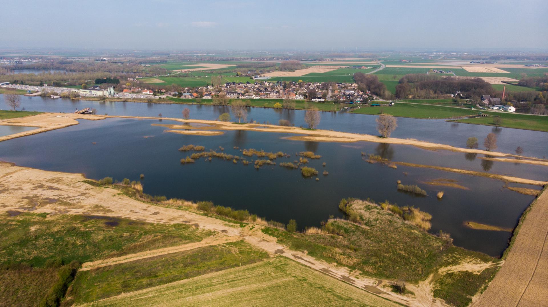 Camping De Maasakker Kampeerplaats Megen, Noord-Brabant