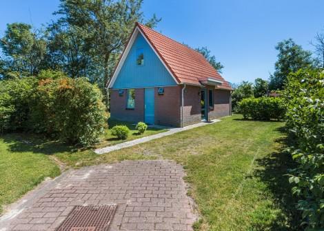 Bungalowpark Prins Hendrik vrijstaand vakantiehuis 6 personen