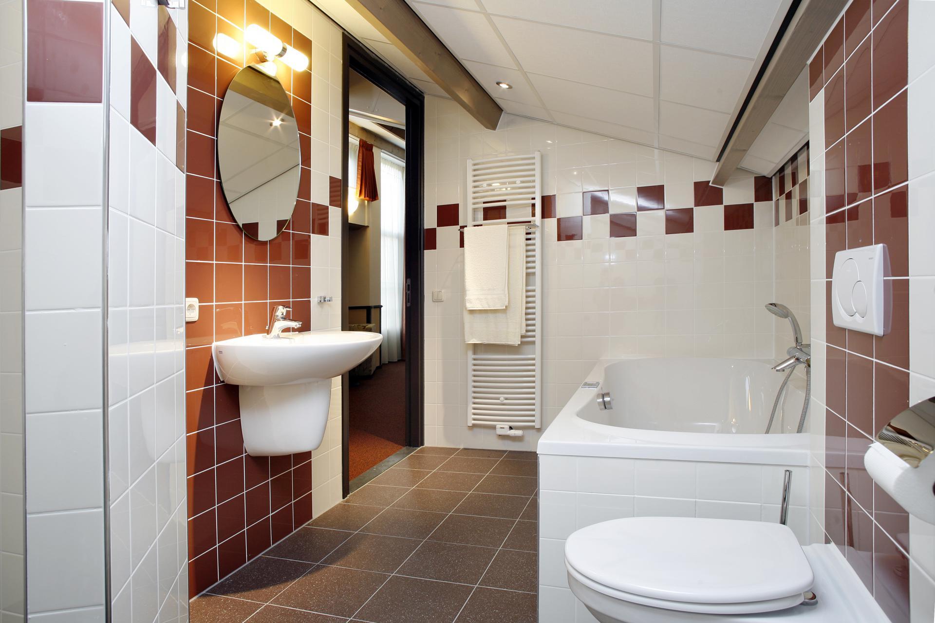 De Buitenhorst Schaijk - De Bonte Koe - badkamer