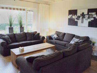 Recreatiepark De Boshoek Wellness villa 18 personen Voorthuizen Veluwe Gelderland