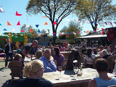 Recreatiepark De Boshoek Groepsboerderij 20 personen Voorthuizen Veluwe Gelderland