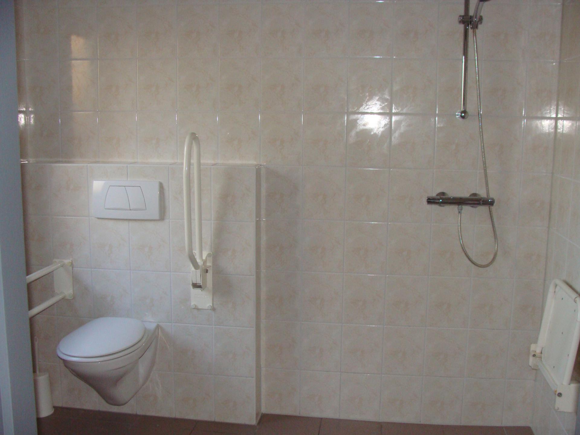 Badkamer in het Bakhuis