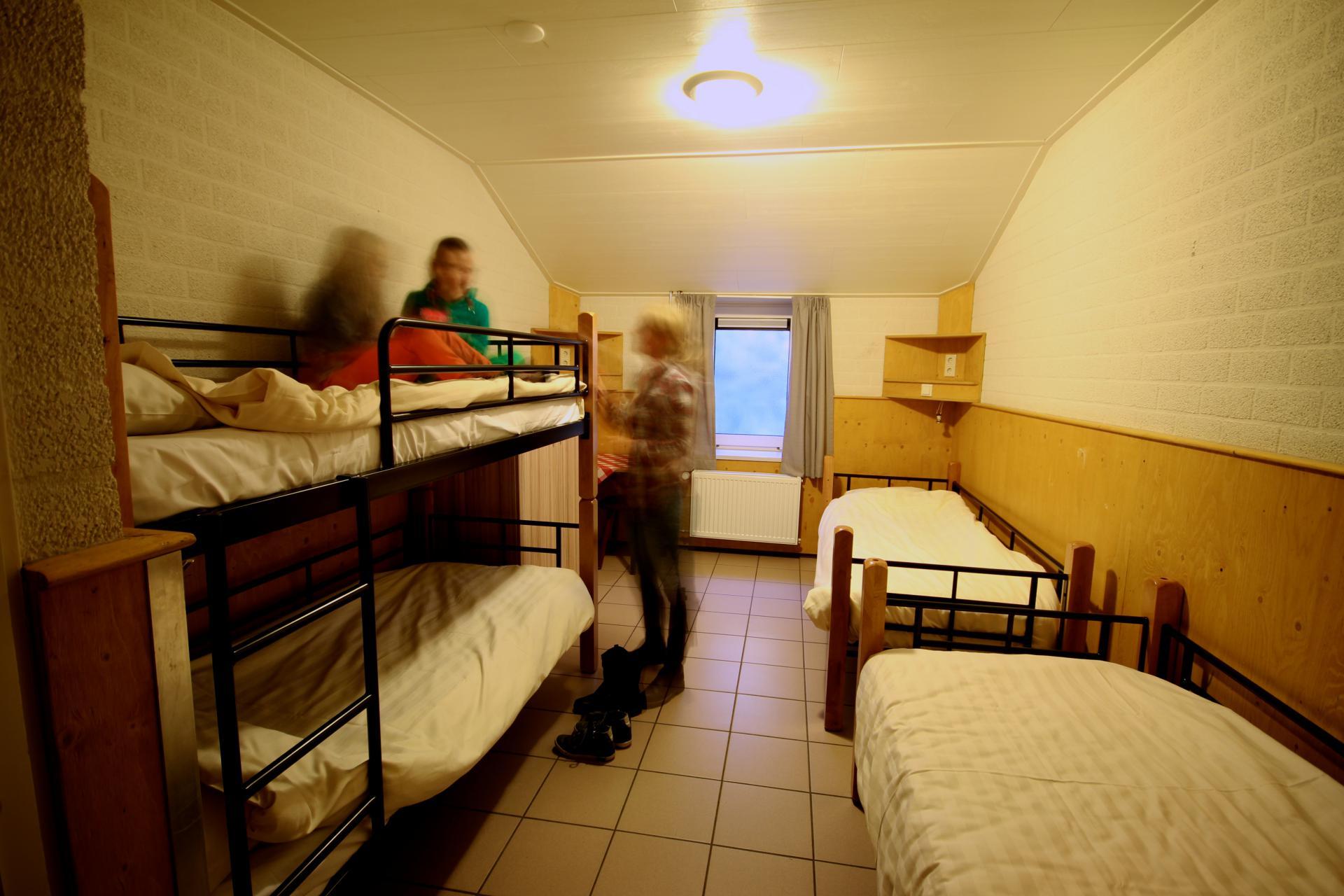 4-persoons slaapkamer Schaapskooi Landgoed de Biestheuvel