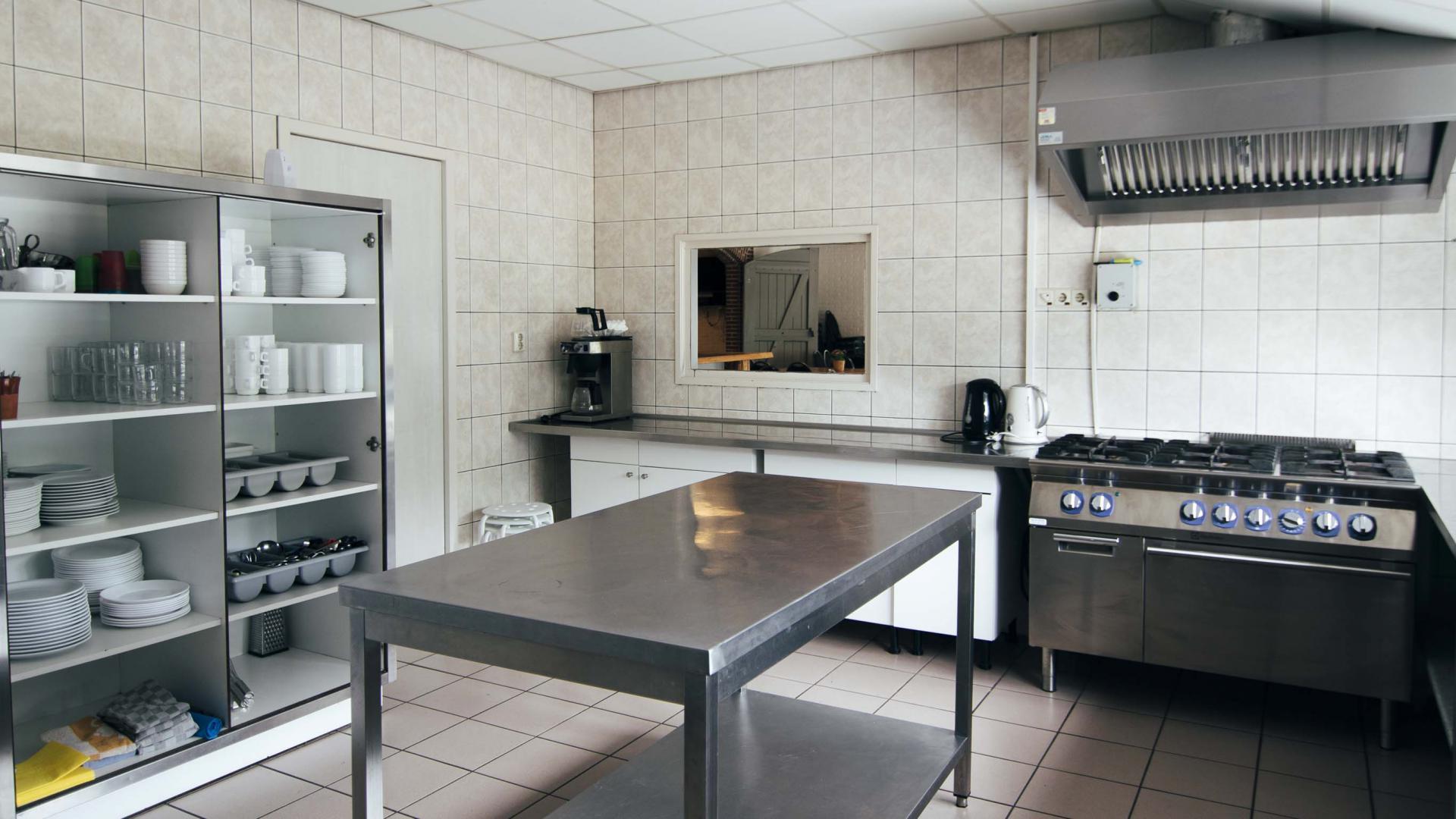 Keuken Schaapskooi Landgoed de Biestheuvel