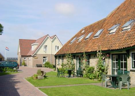Vakantiehuis De Ark 3 personen Den Hoorn Texel Noord-Holland