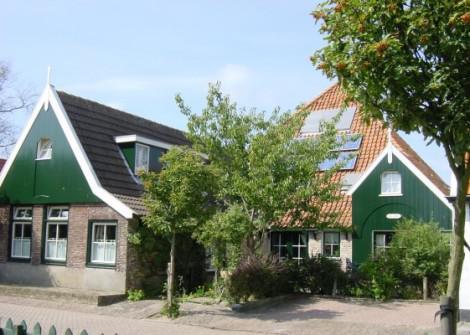 De Ark Mierennest Vakantiehuis 3 personen Den Hoorn Texel Noord-Holland