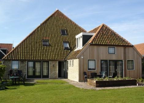 De Ark, Duiventil 4 Personen Den Hoorn Texel Noord-Holland