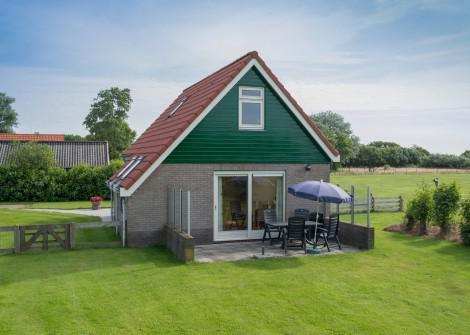 Vakantiepark De Cocksdrop Texel Noord-holland kamperen vakantiehuisje holidayhome huisje De Vijf Sterren