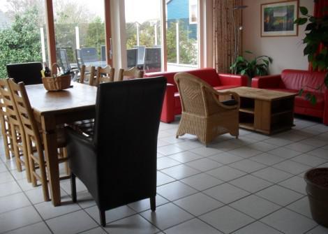 huize 100-1 Vakaniehuis 9 personen Texel De Koog Noord-Holland