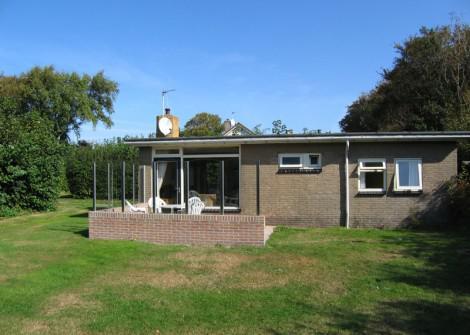 Slufterbungalow 258 Vakantiebungalow 6 personen Texel De Cocksdorp Noord-Holland