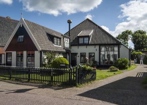De Kemphaan appartement 4 personen De Waal Texel Noord-Holland