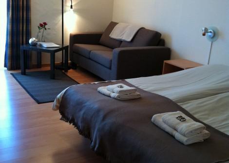 Sfeervol trendy appartement met broodjesservice in De Cocksdorp