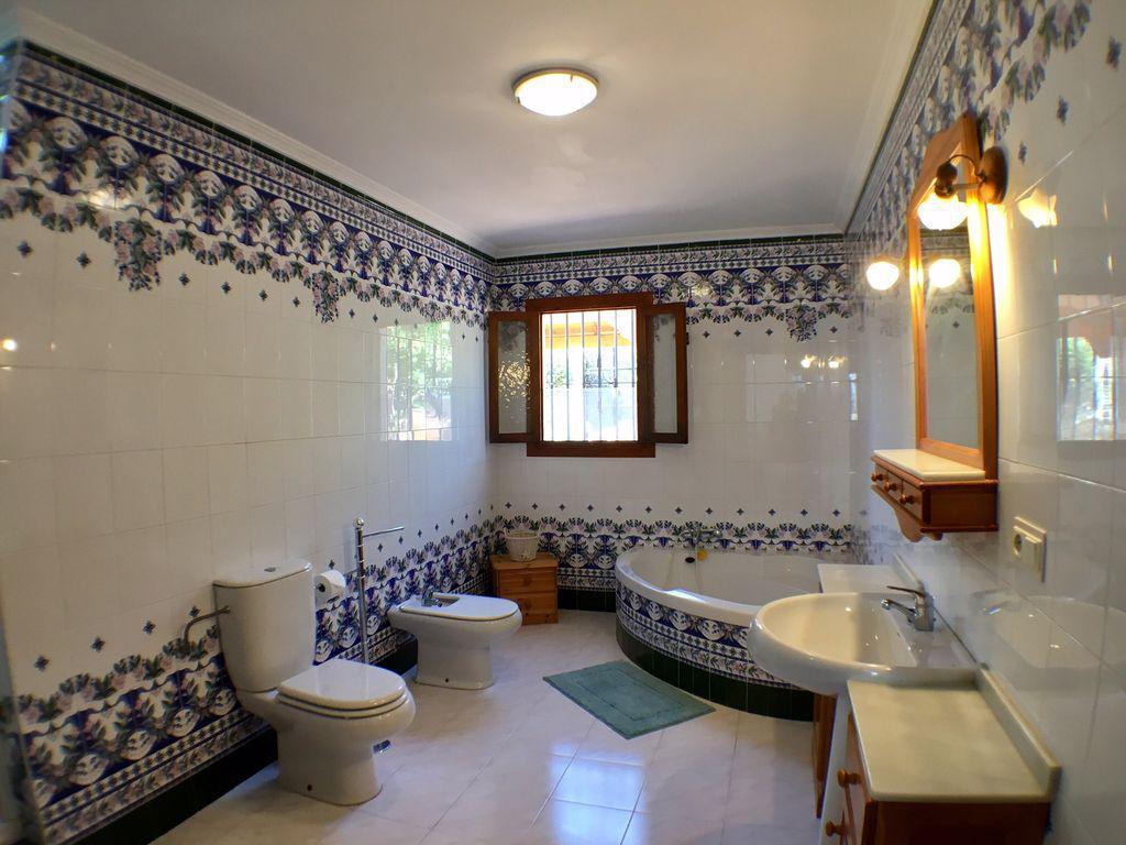 badkamer groot met bad