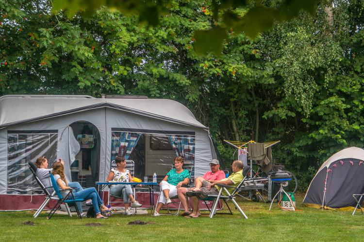 Vakantiepark De Sikkenberg Comfort Campingplaats Onstwedde Westerwolde Groningen Drenthe